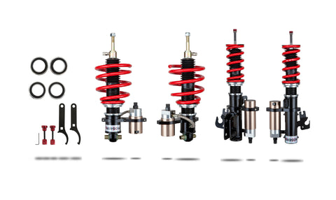 eXtreme XA Remote Canister Coilover Kit - Chevrolet Camaro 2010-2015
