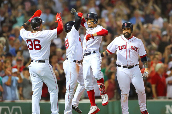 Team Spotlight Boston Red Sox