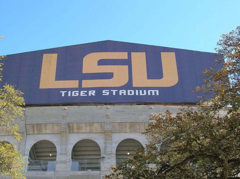 College Spotlight LSU Tigers Varsity