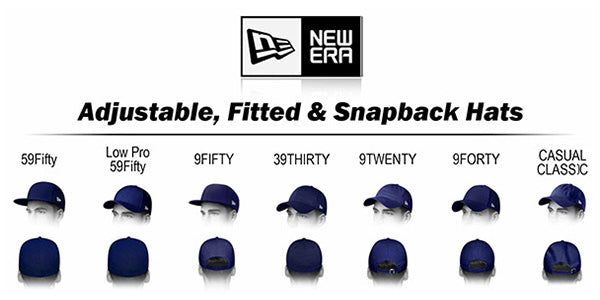 Get To Know The Different Styles Of New Era