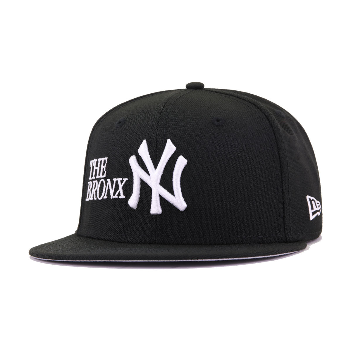 New York Yankees Black The Bronx New Era 9Fifty Snapback
