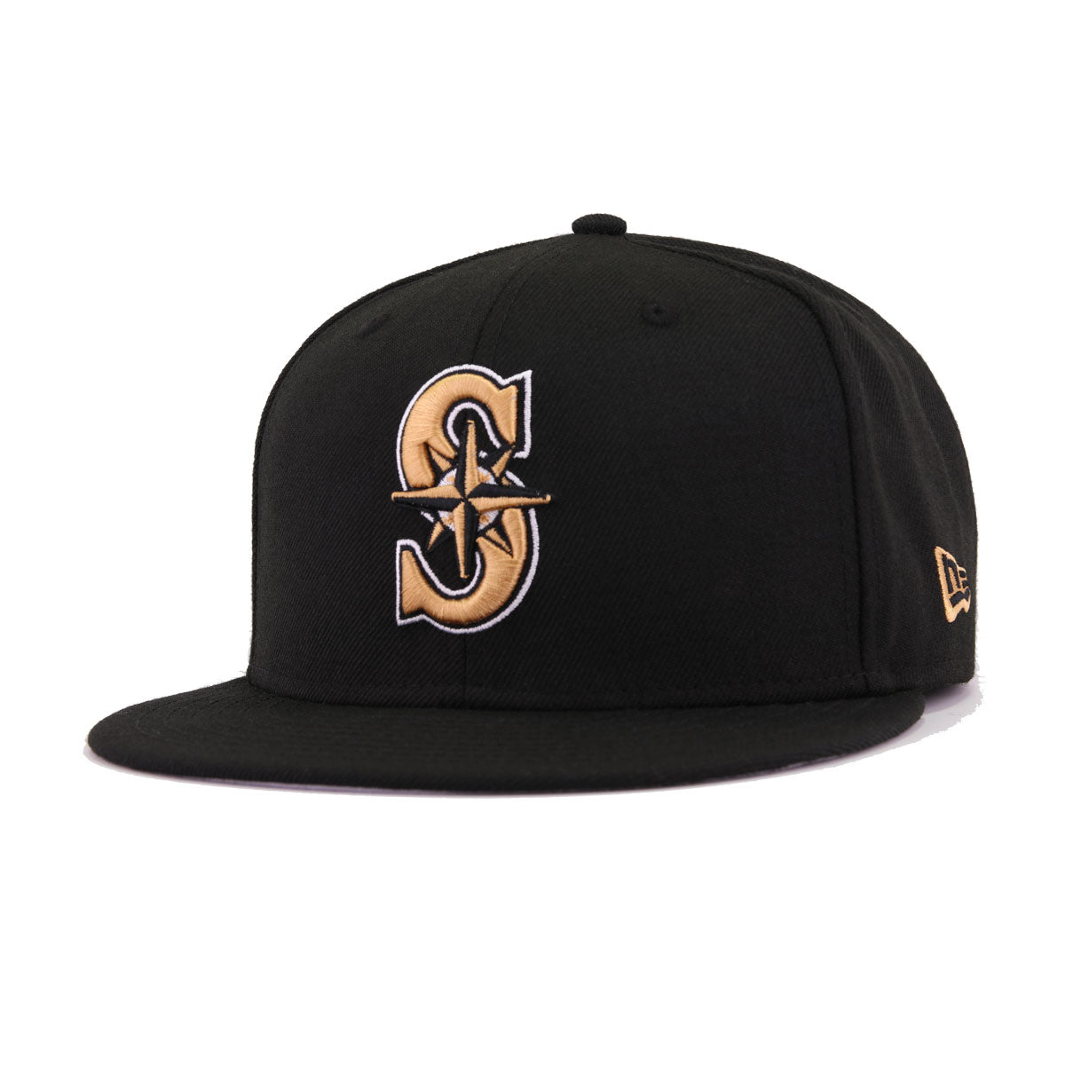 Seattle Mariners Black Sweet Dreams 40th Anniversary New Era 9Fifty Snapback
