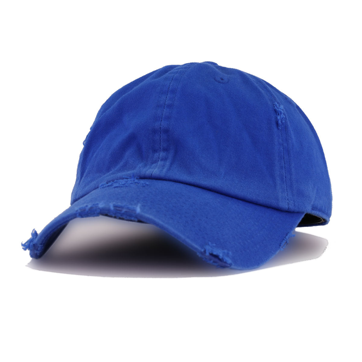 Distressed Royal Blue KBEthos Vintage Dad Hat
