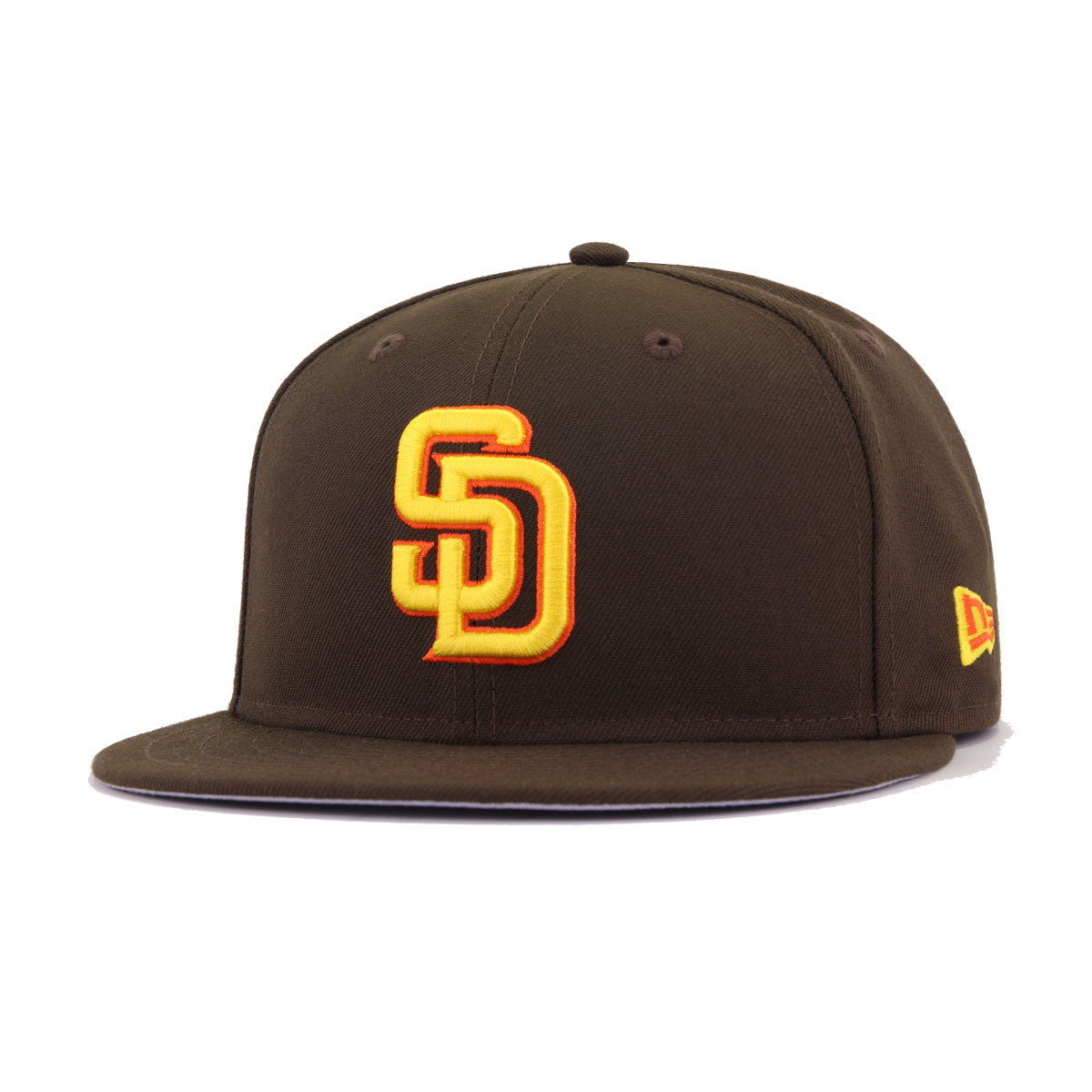 San Diego Padres Walnut 2016 All Star Game New Era 59Fifty Fitted