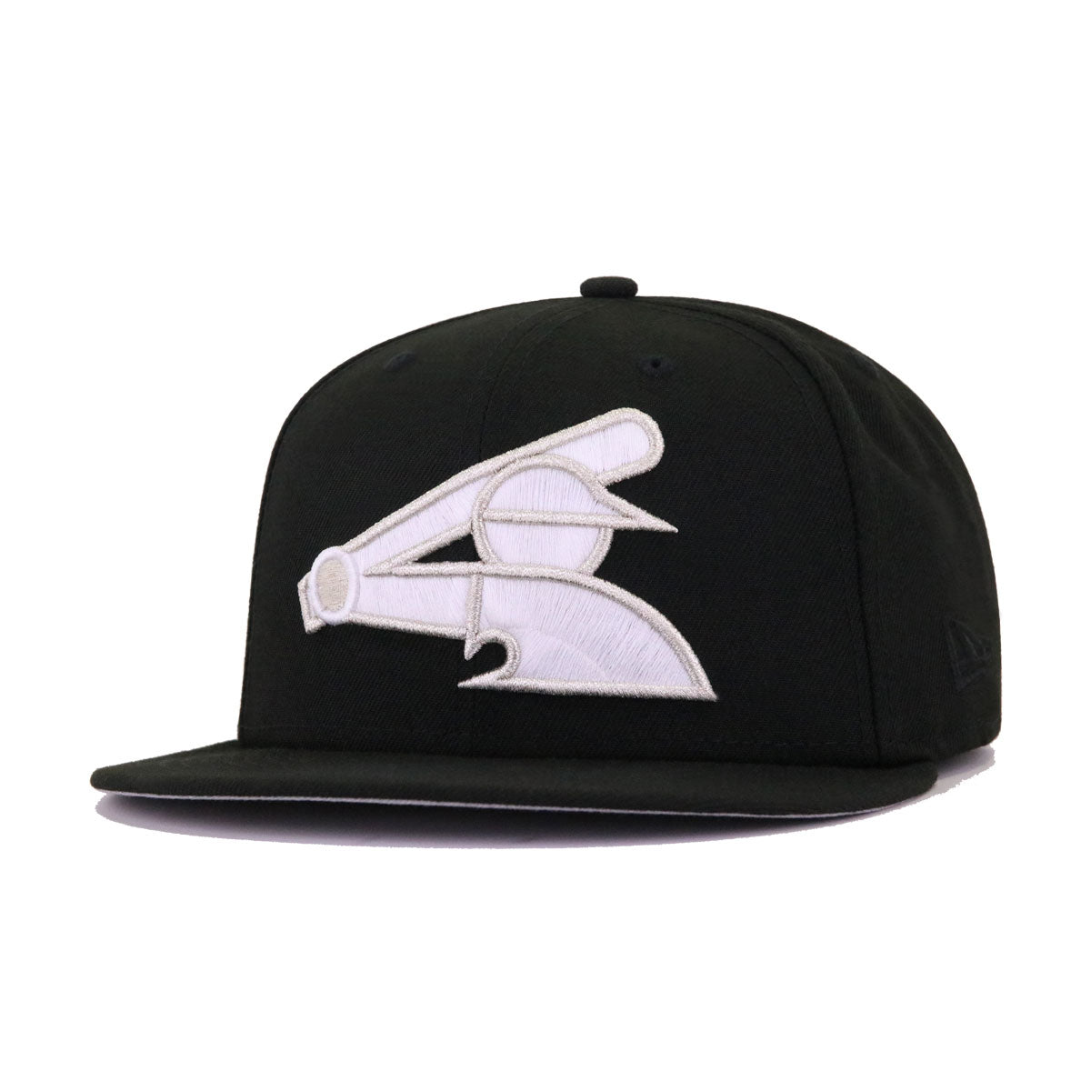 Chicago White Sox Black Batting Practice New Era 59Fifty Fitted