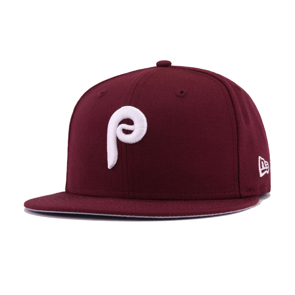 Philadelphia Phillies Maroon 1980 World Series New Era 9Fifty Snapback fda1faef54e