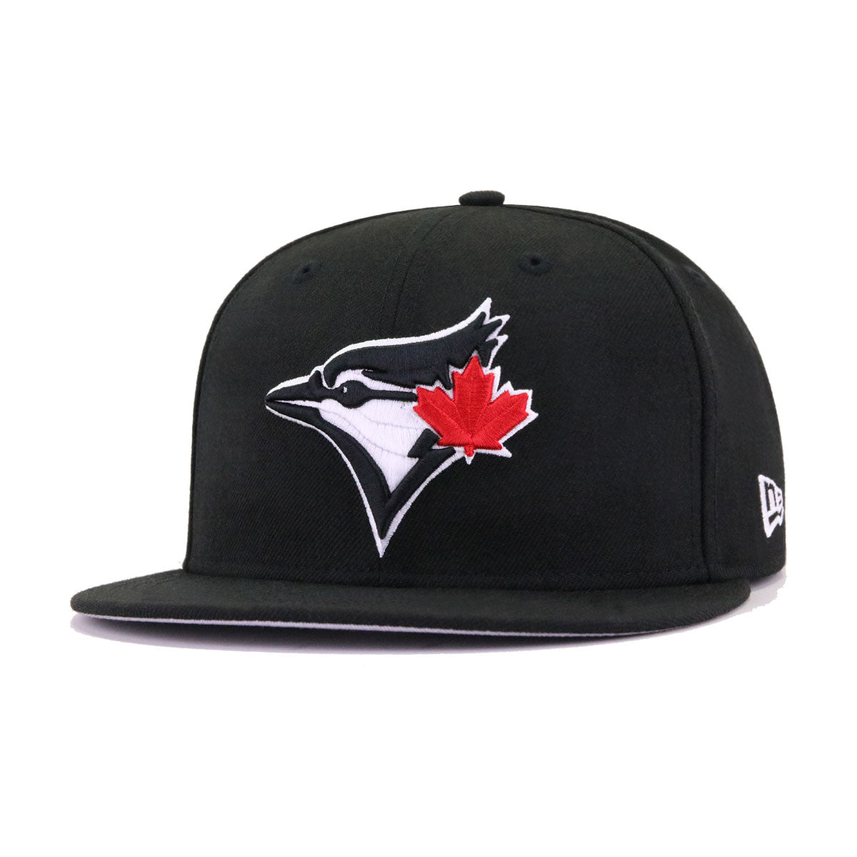 Toronto Blue Jays Black Scarlet New Era 9Fifty Snapback