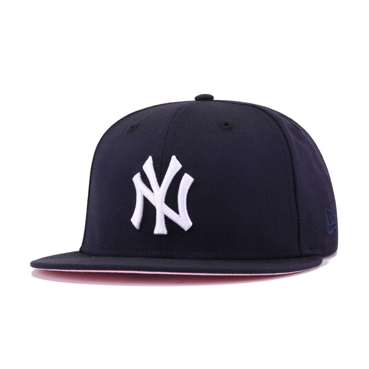 New York Yankees Navy Pink Bottom 1999 World Series New Era 9Fifty Snapback