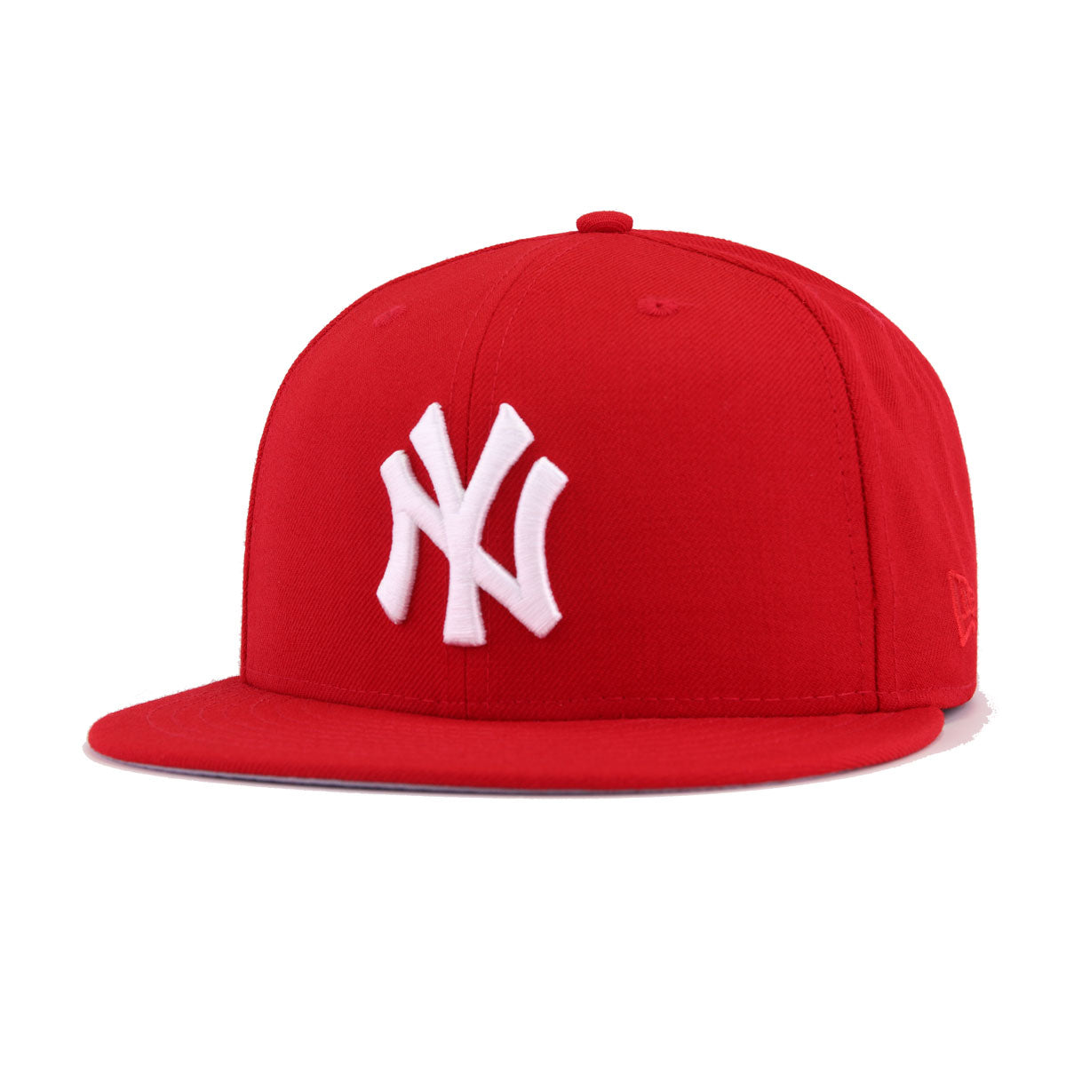 New York Yankees Scarlet New Era 9Fifty Snapback