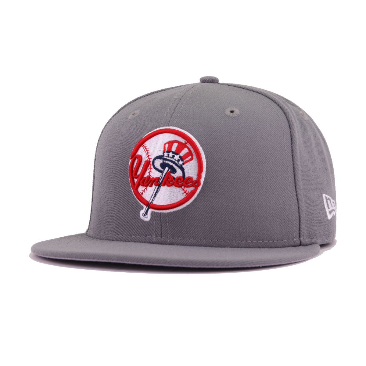 quality design 75e77 cfa83 New York Yankees Storm Grey Tophat New Era 9Fifty Snapback