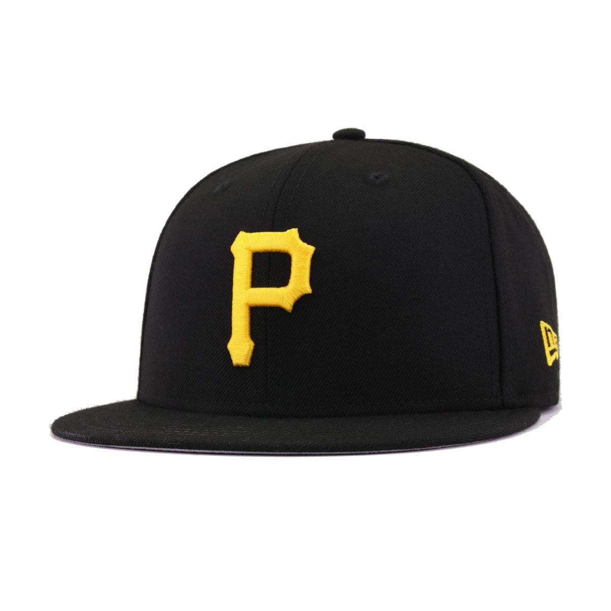 c8acad85ed28e7 Pittsburgh Pirates Black Manilla New Era 9Fifty Snapback