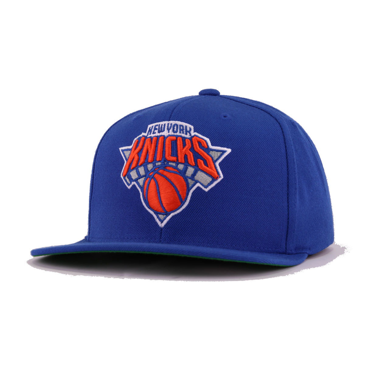 New York Knicks Light Royal Blue Mitchell and Ness Snapback