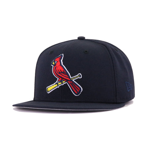 St Louis Cardinals Navy Alternate 2006 World Series New Era 59Fifty Fitted