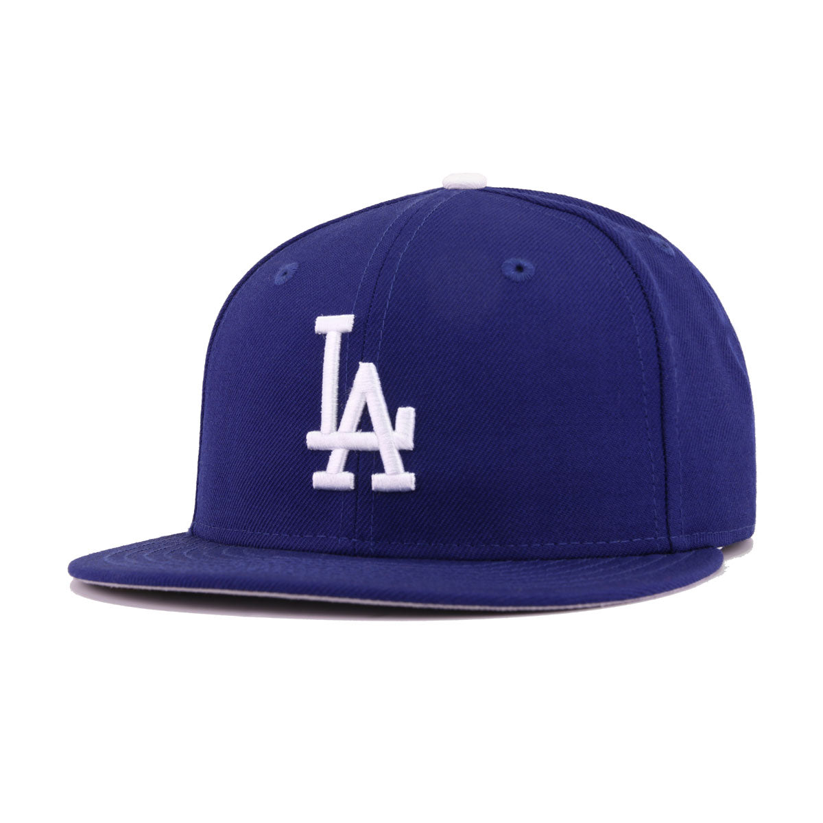 be181f4b9934e2 Los Angeles Dodgers Dark Royal New Era 59Fifty Fitted – Hat Heaven