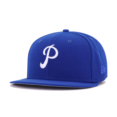 Philadelphia Phillies Light Royal Blue 1952 All Star Game New Era 59Fifty Fitted