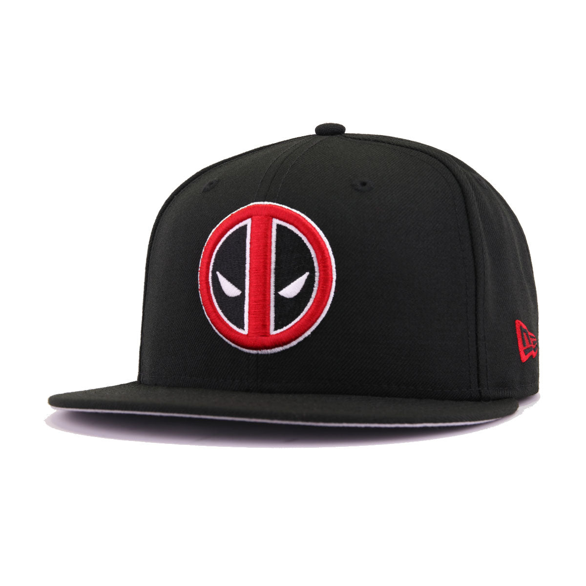 Marvel Comics Deadpool Black Scarlet New Era 9Fifty Snapback 48efa7ddf7f