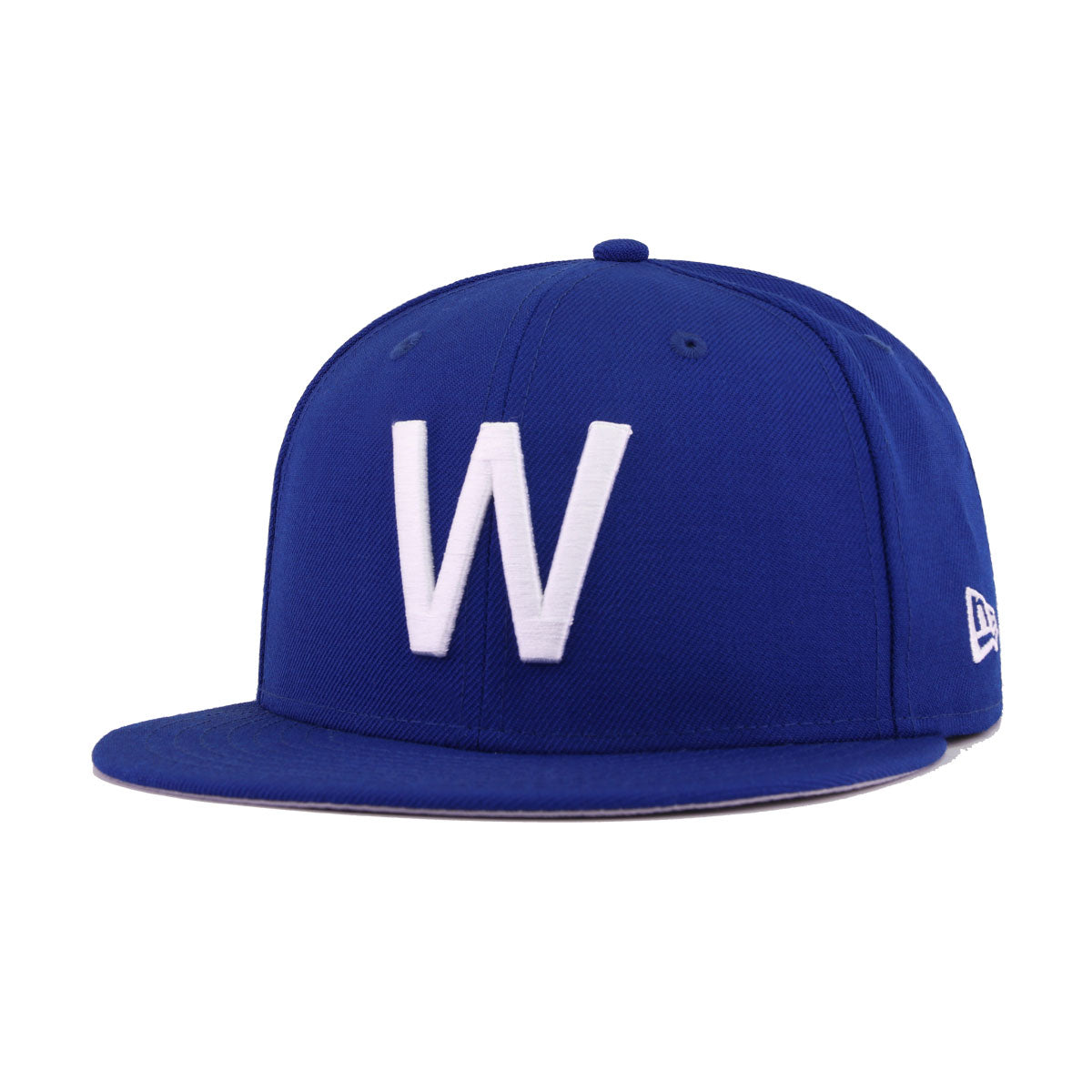 Washington Senators Light Royal Blue New Era 59Fifty Fitted