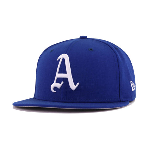 Philadelphia Athletics Light Royal Blue Cooperstown 1929 World Series New Era 59Fifty Fitted