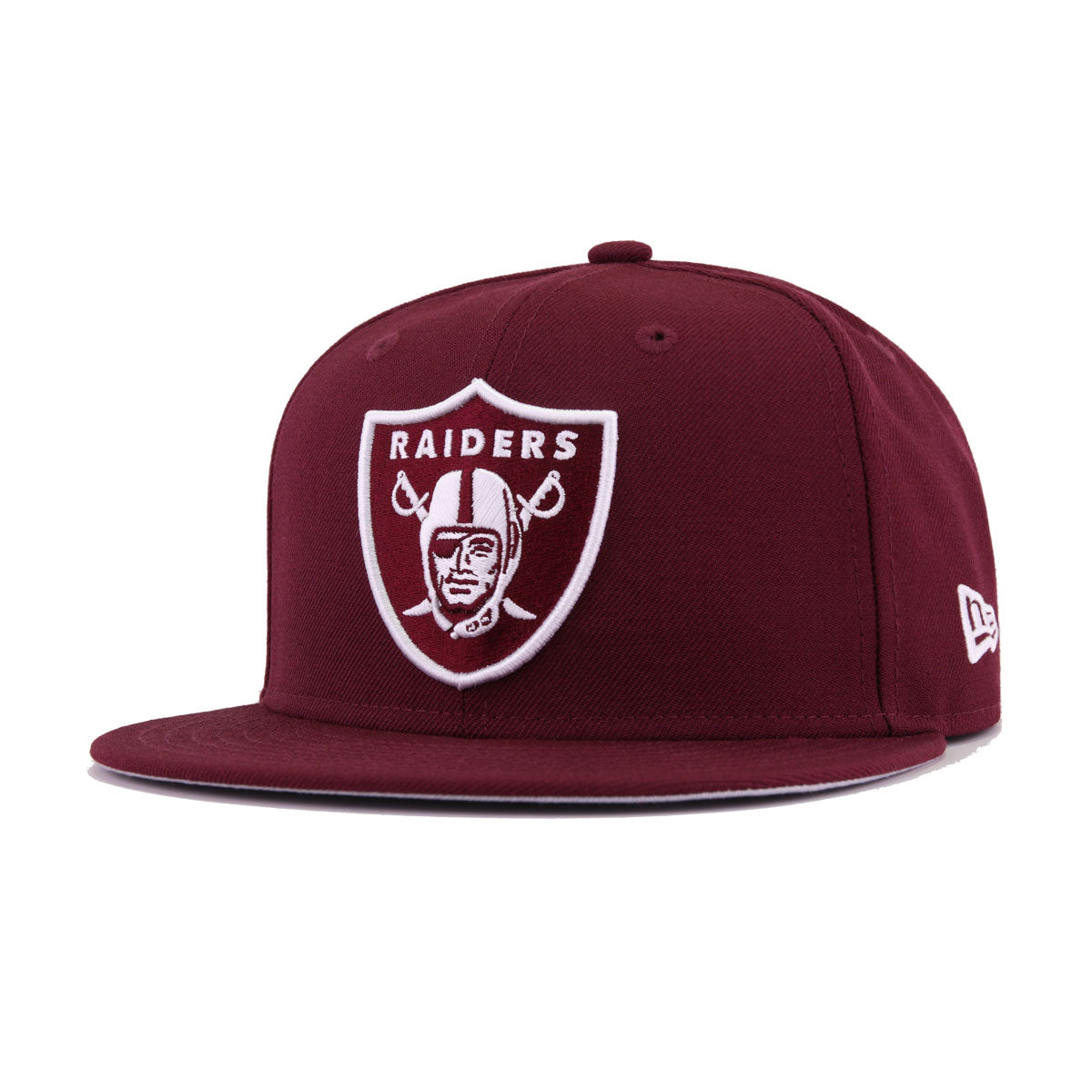 new concept ccae9 4a282 ... new zealand oakland raiders maroon new era 9fifty snapback 9de79 2c14e