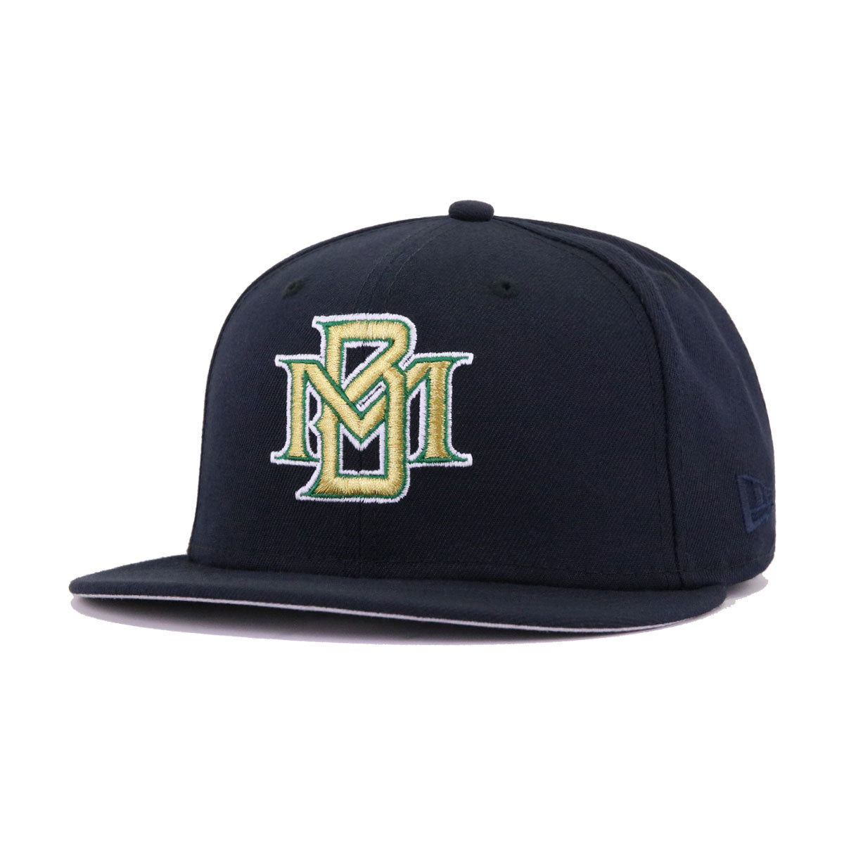 Milwaukee Brewers Navy 1994 New Era 59Fifty Fitted