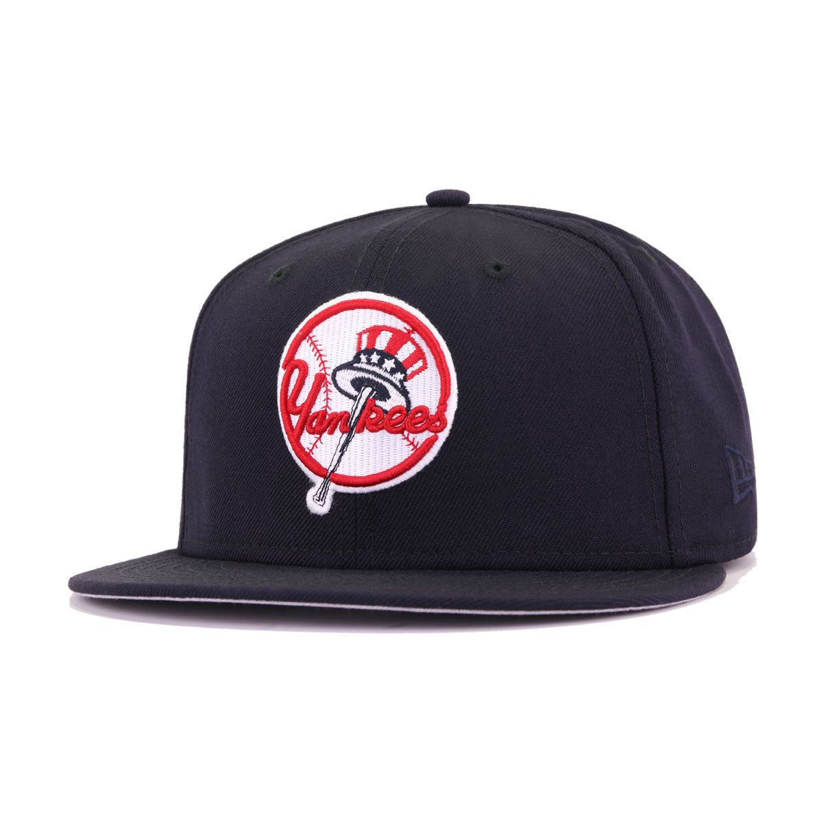 New York Yankees Navy 2009 Inaugural Season New Era 59Fifty Fitted