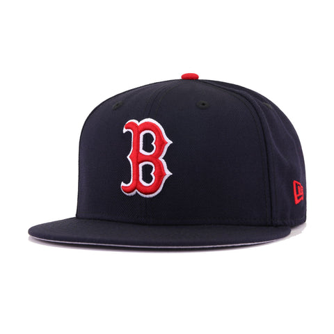 Boston Red Sox Navy Cooperstown 1999 All Star Game New Era 59Fifty Fitted