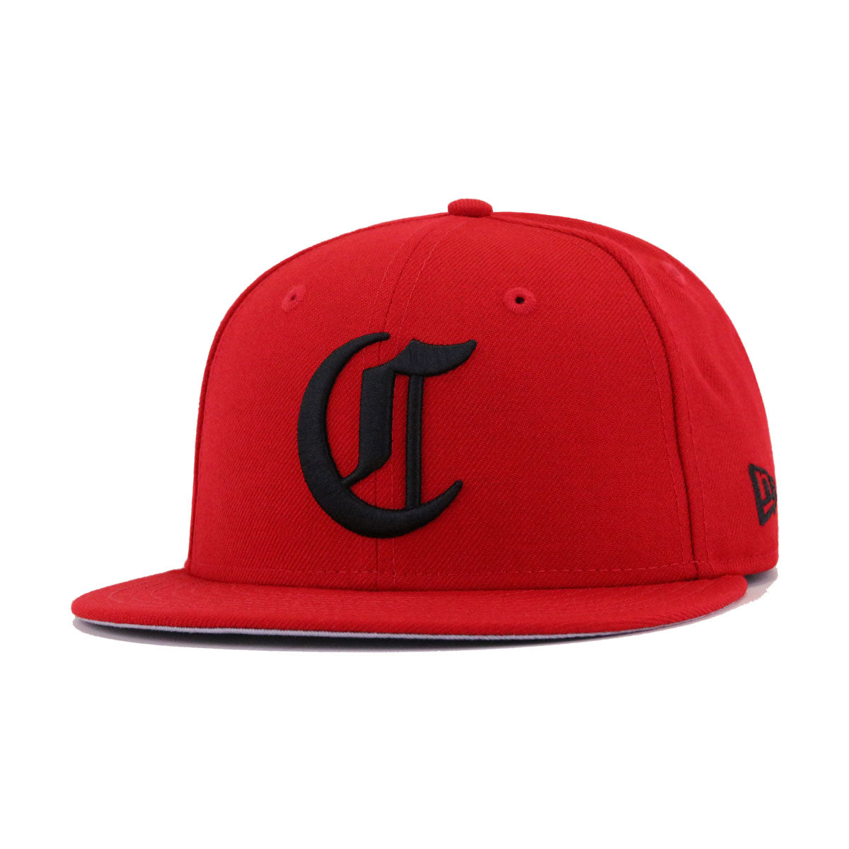 Cincinnati Reds Scarlet 150th Anniversary Cooperstown New Era 59Fifty Fitted