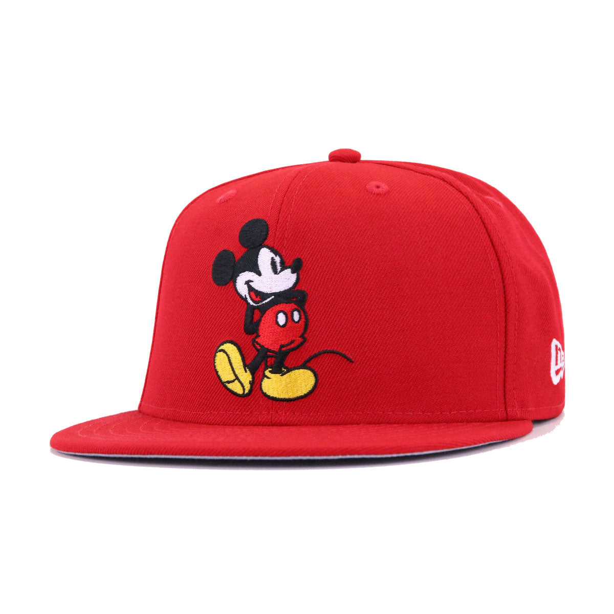 Disney Mickey Mouse Scarlet New Era 59Fifty Fitted