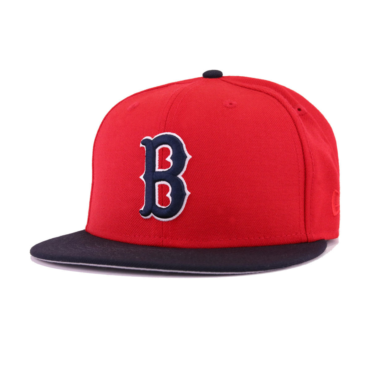 Boston Red Sox Scarlet Navy Cooperstown 1961 All Star Game New Era 59Fifty Fitted