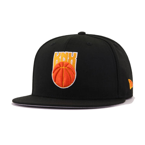 New York Knicks Black KNX Gaming NBA 2K New Era 9Fifty Snapback