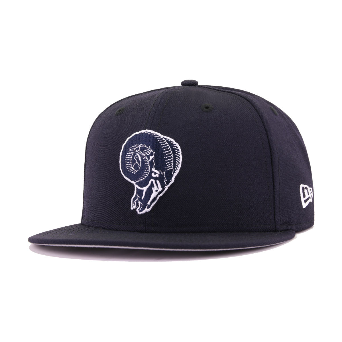 Los Angeles Rams Legacy Navy New Era 9Fifty Snapback