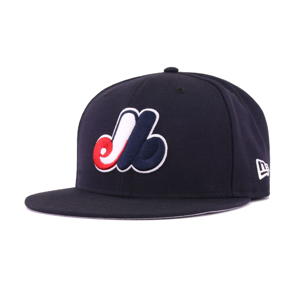 Montreal Expos Navy Scarlet Cooperstown New Era 9Fifty Snapback