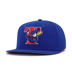 Toronto Blue Jays Light Royal Blue 2001 Cooperstown AC New Era 59Fifty Fitted