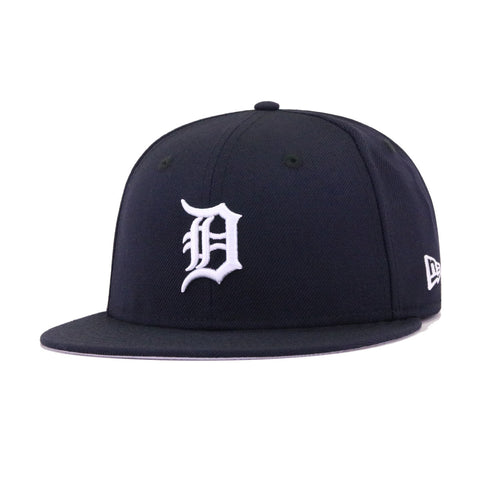 Detroit Tigers Navy 1984 World Series New Era 59Fifty Fitted