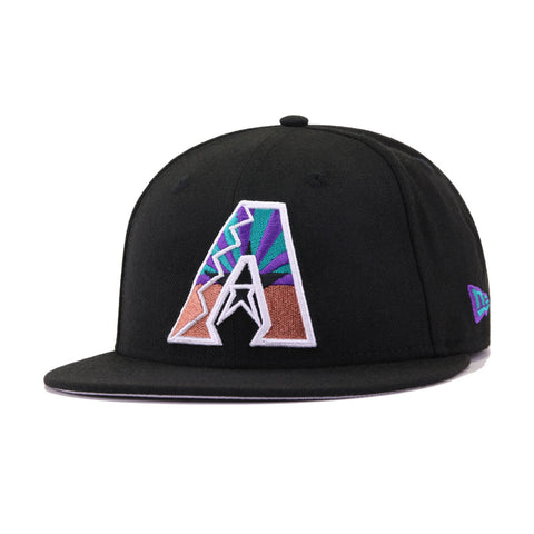 Arizona Diamondbacks Black The Copper State New Era 59Fifty Fitted