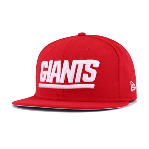 879098cf Shop New York Giants Snapback Hats & Fitted NFL Caps | Hat Heaven