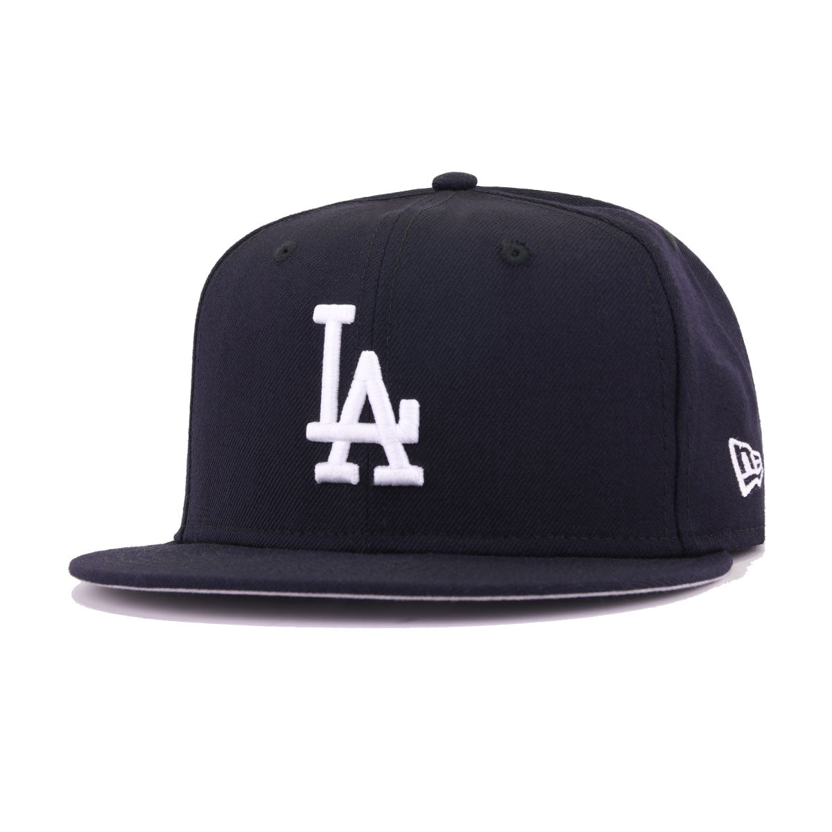 Los Angeles Dodgers Navy New Era 59Fifty Fitted