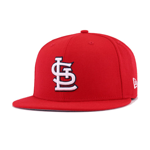 brand new 42193 84276 St Louis Cardinals Scarlet 2011 World Series Champions New Era 59Fifty  Fitted