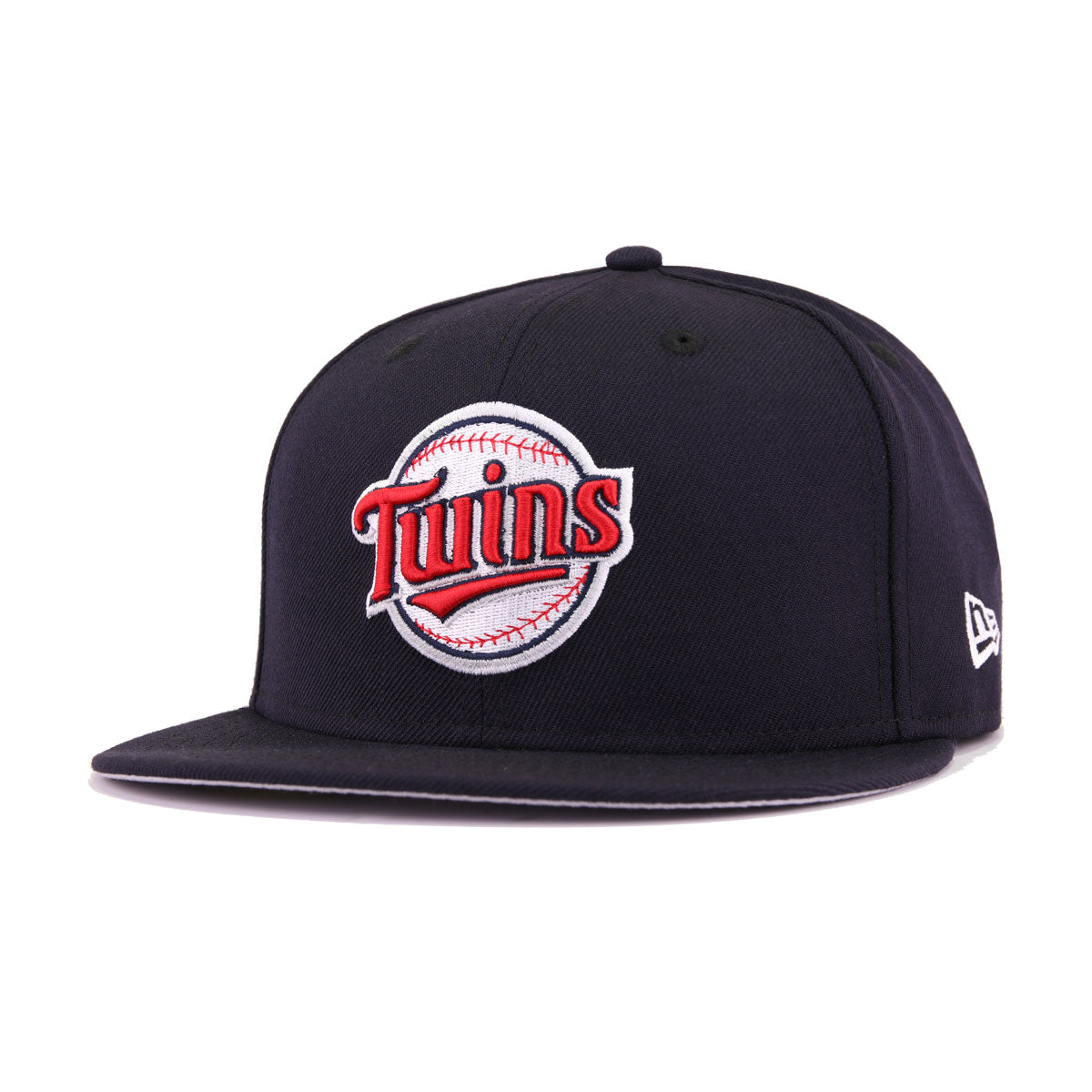 Minnesota Twins Navy New Era 59Fifty Fitted
