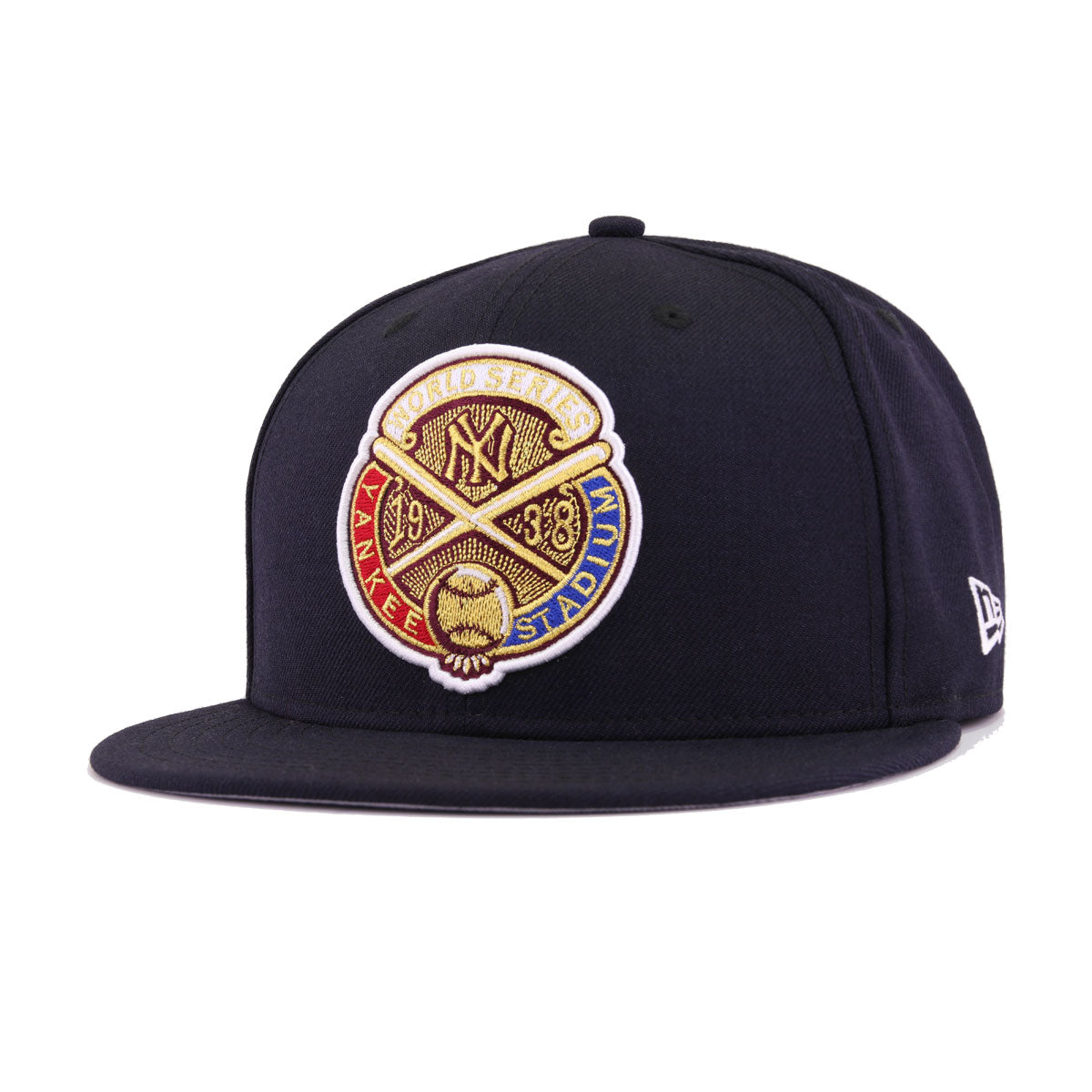New York Yankees Navy 1938 World Series Cooperstown New Era 9Fifty Snapback