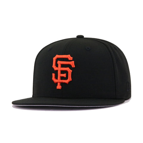 San Francisco Giants Black Battle of the Bay 1989 World Series New Era 59Fifty Fitted