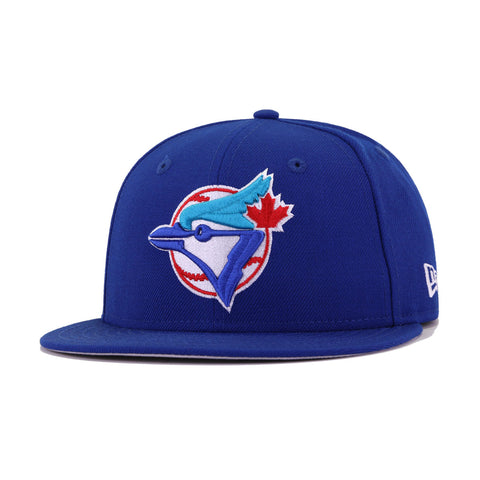 Toronto Blue Jays Light Royal Blue 1991 All Star Game New Era 59Fifty Fitted