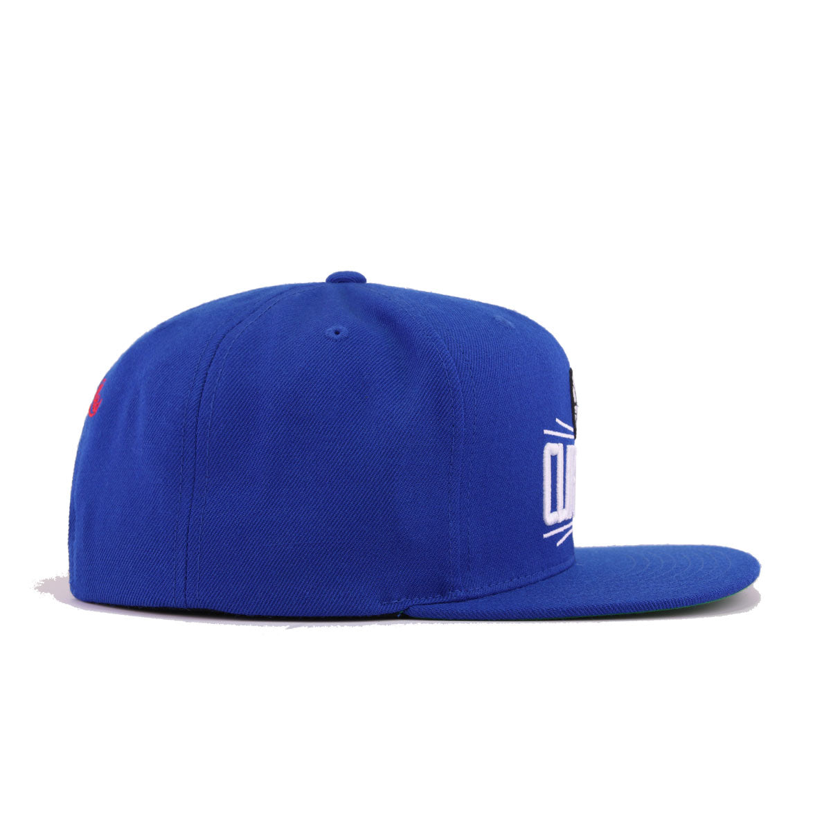 Los Angeles Clippers Light Royal Blue Mitchell and Ness Snapback