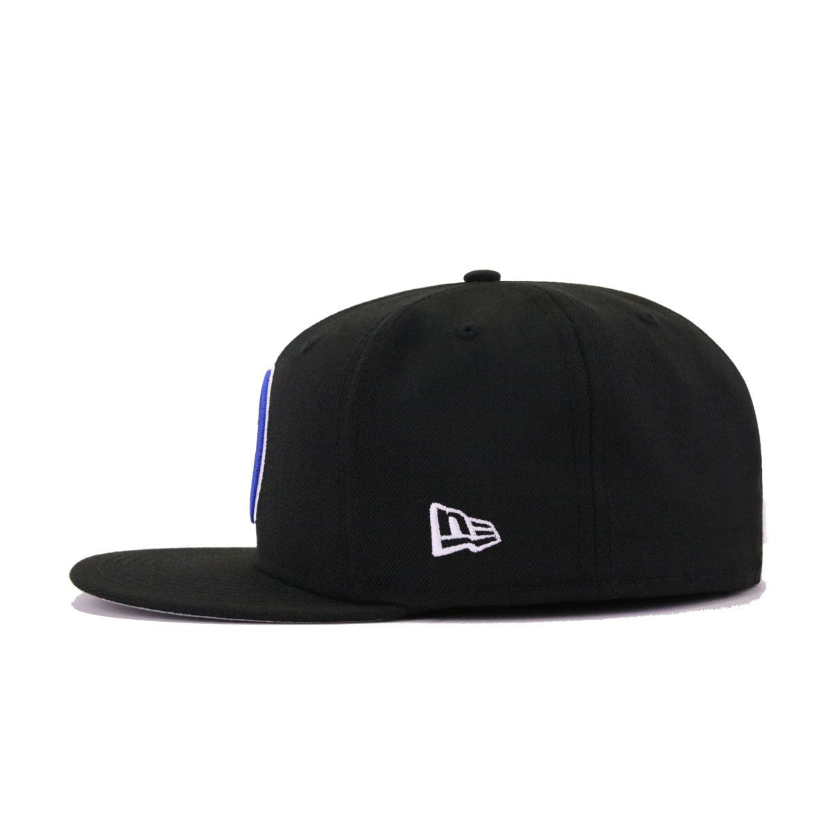 Chicago Cubs Black New Era 59Fifty Fitted