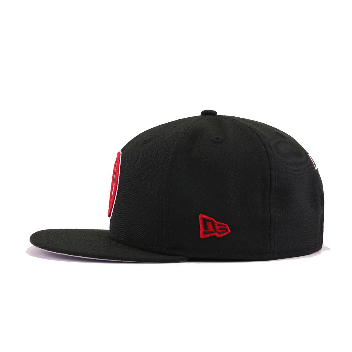 Marvel Comics Deadpool Black Scarlet New Era 9Fifty Snapback
