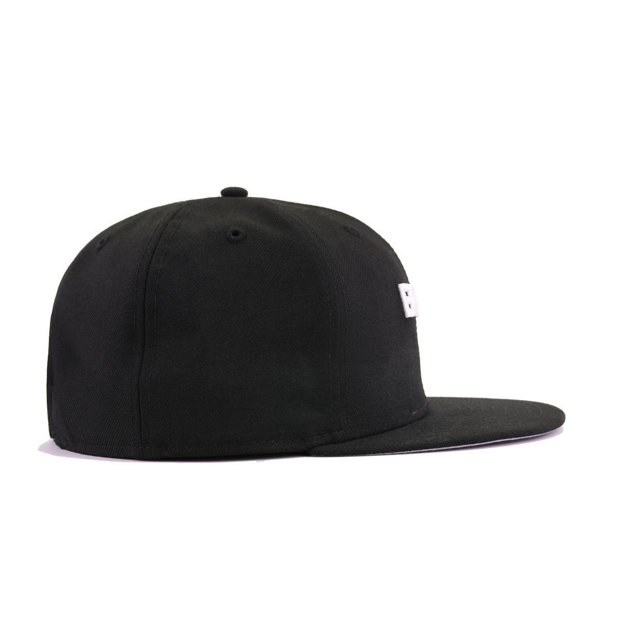 Bronx NYC Metro Black White New Era 9Fifty Snapback