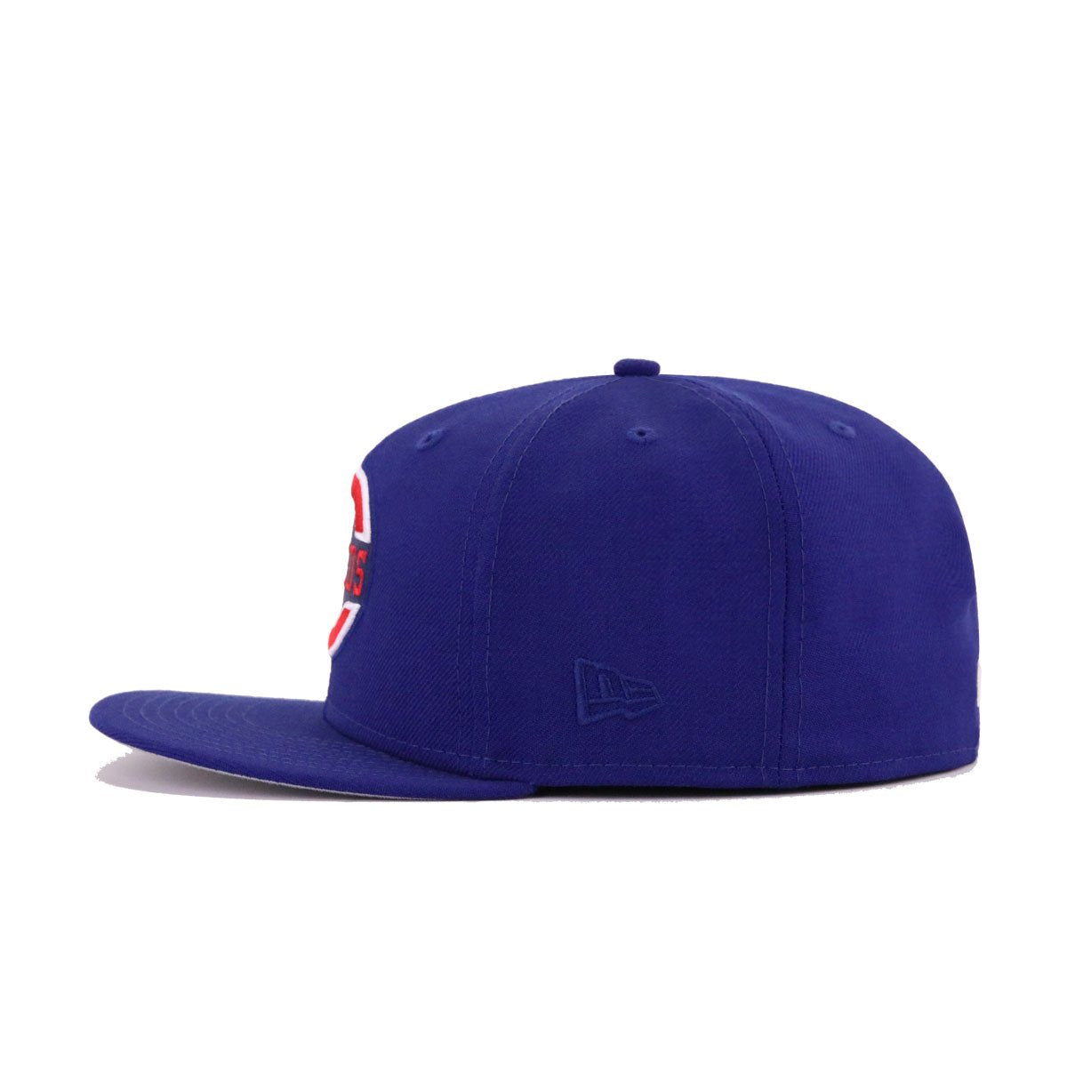 Cincinnati Reds Dark Royal Blue New Era 59Fifty Fitted