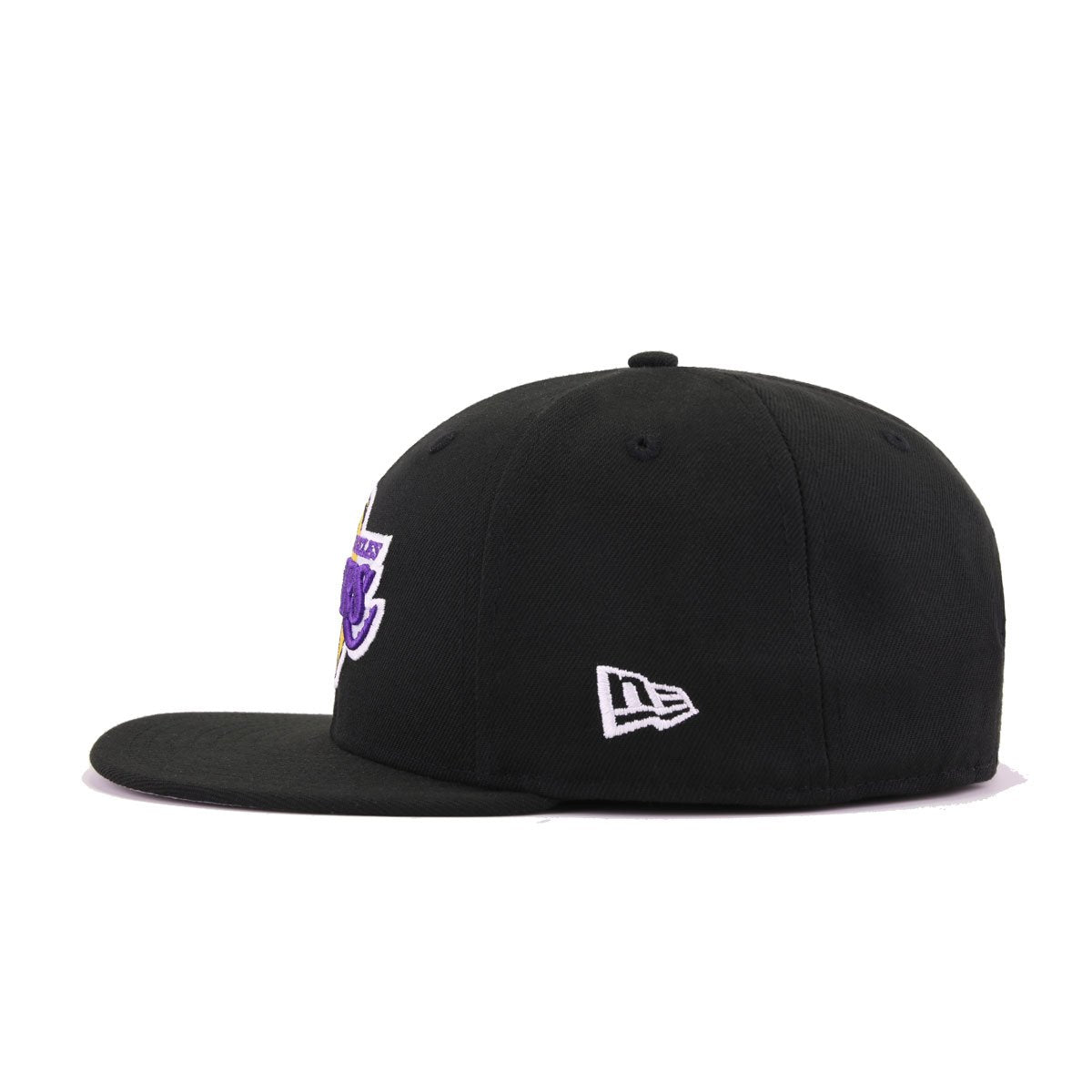 Los Angeles Lakers Black New Era 9Fifty Snapback