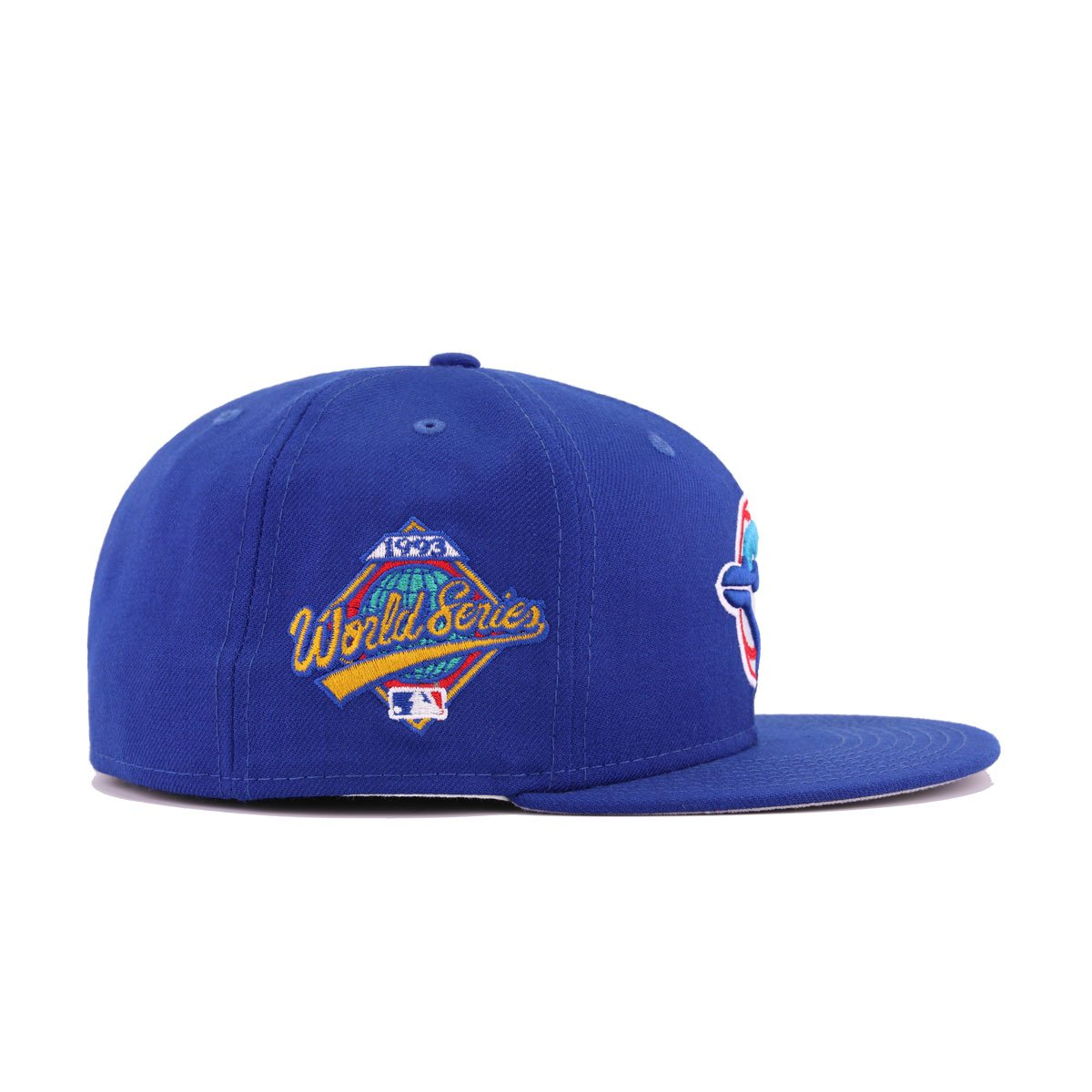 Toronto Blue Jays Light Royal Blue 1993 World Series New Era 59Fifty Fitted