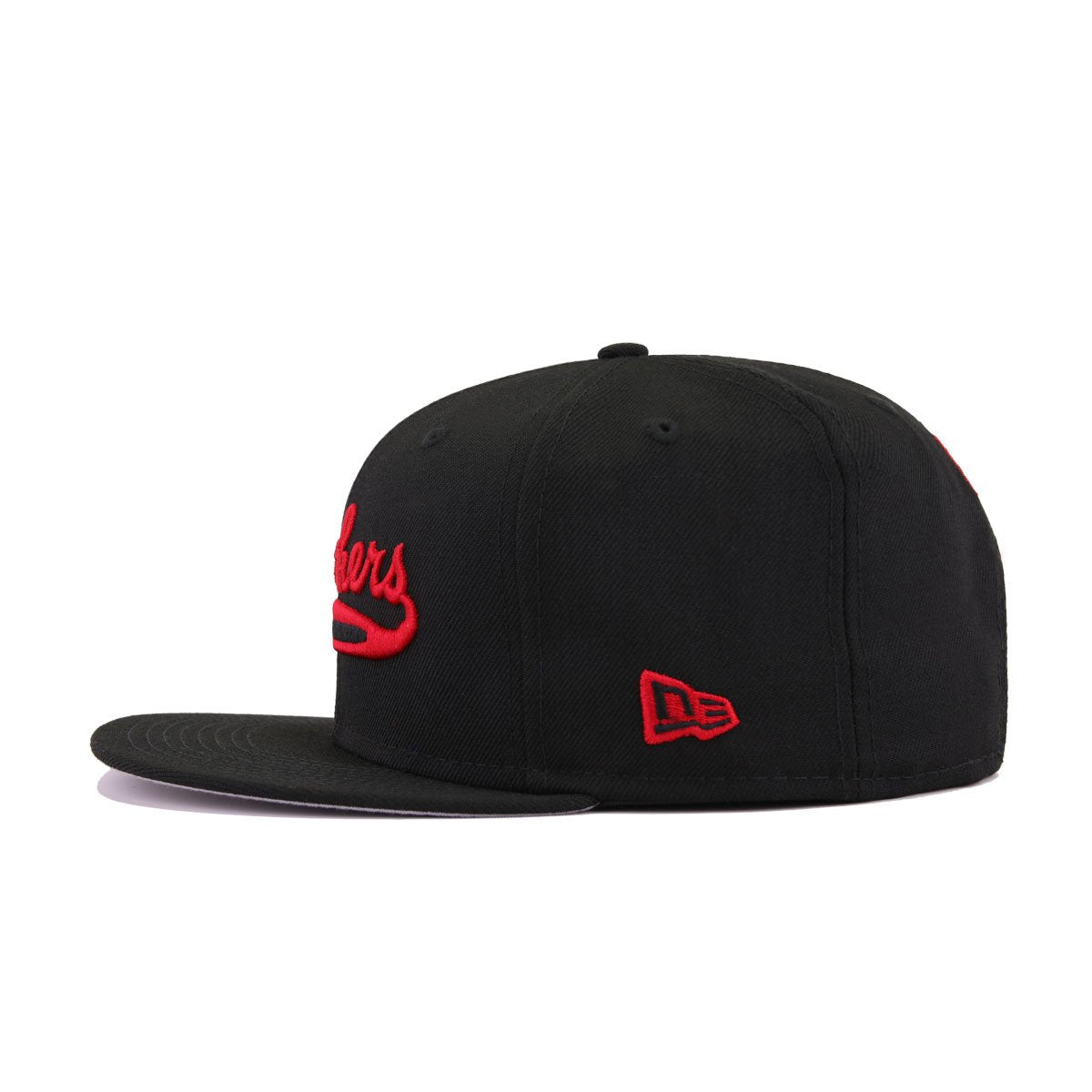 Tampa Smokers Black New Era 9Fifty Snapback
